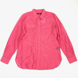 Lauren Ralph Lauren Sheer L/S Button-Down Shirt
